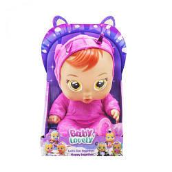 Плачущий пупс игрушка CRY BABIES: розовый 9356