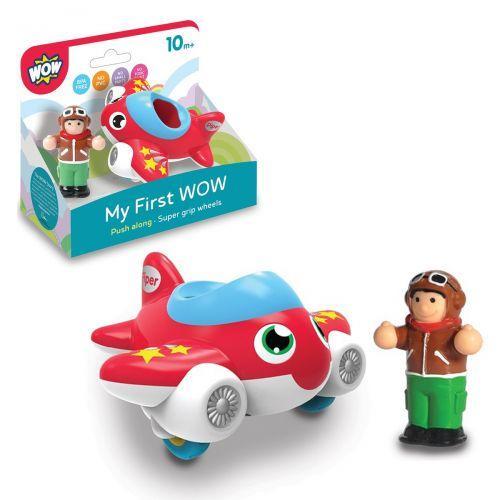 """Игровой набор """"Wow Toys: Реактивный самолет"""" 10411 [pla160681-TSI]"""