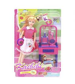"Кукла-повар ""Kaibibi"" BLD131 [kuk48301-TSI]"