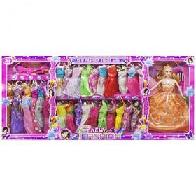 """Кукольный набор """"New Fashion"""", оранжевый 8589B [kuk153616-TSI]"""
