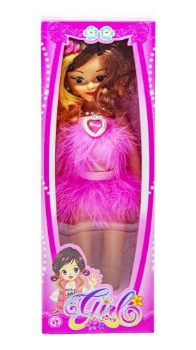 """Музыкальная кукла """"Модница"""" (в розовом платье) 88018-14 [kuk130148-TSI]"""