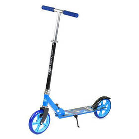 "Самокат двухколесный ""Best Scooter"" голубой 63629 [sam132849-TSI]"