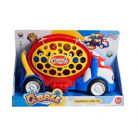 "Автовоз с машинками-погремушками ""Oball"" HC224458 [zhe55331-TSI]"