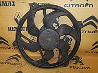 Б/У Вентилятор основного радиатора  PEUGEOT PARTNER Citrien Berlingo 1831237016