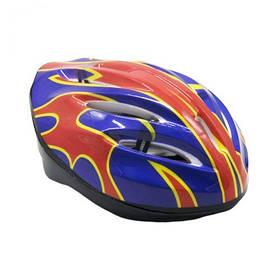 Шлем защитный (красно-синий) B31981 [zas126486-TSI]