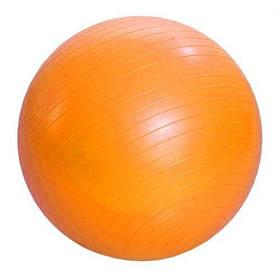 Мяч резиновый для фитнеса , 55 см (оранжевый) BT-SFB-0009 [fit158916-TSI]
