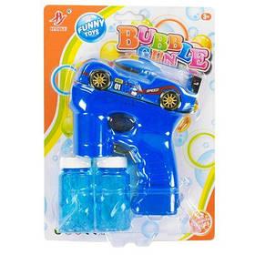 """Пистолет с мыльными пузырями """"Машинка"""" 99090A [myl159210-TSI]"""