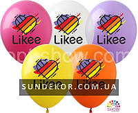 Воздушные шары Likee-2 TM Show (100 штук)