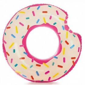 """Круг надувной """"Розовый пончик"""" (94 см) 56265 [kru46779-TSI]"""