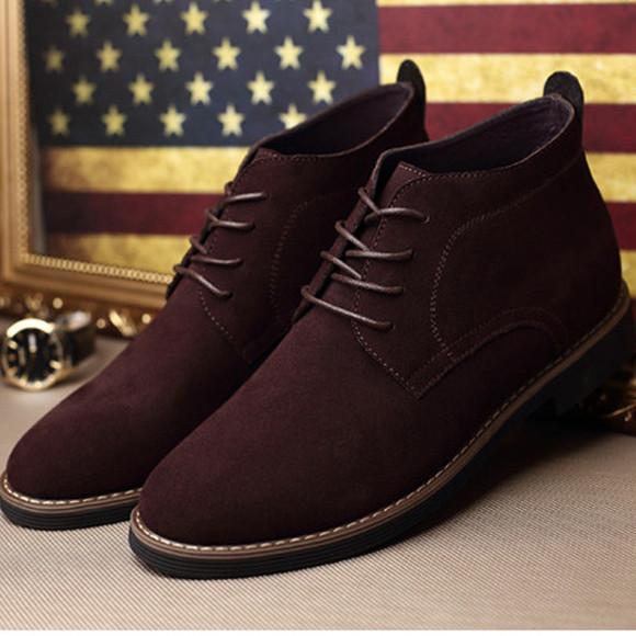 7b9f1b866 Замшевые мужские зимние ботинки - купить Украина - modaland.com.ua ...