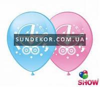 Воздушные шарики Коляски 12 (30 см) ТМ Show