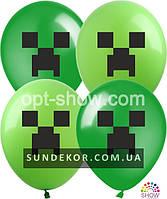 Воздушные шарики Мультяшки группа-5 12 (30 см) ТМ Show