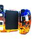 МІНІ СІГВЕЙ (гироскутер, гироборд) з РУЧКОЮ Smart Balance Wheel Рожевий хіп хоп А8 10,5, фото 4