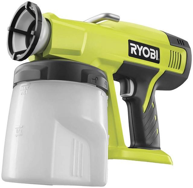 Краскопульт Ryobi P620 аккумуляторный