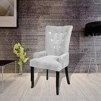 М'яке крісло у класичному стилі