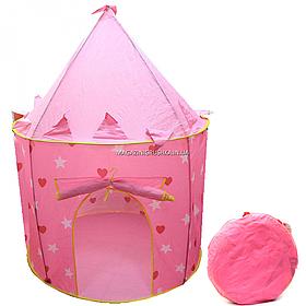 Дитячий ігровий намет A-Toys «Будиночок», 105х105х145 см (A999-221)
