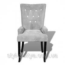 М'яке крісло у класичному стилі, фото 2