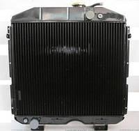 Радиатор водяного охлаждения ПАЗ 3205 (4-х рядный) (пр-во ШААЗ)