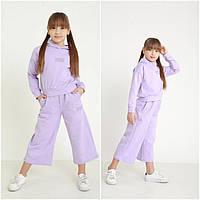 Детский костюм для девочки брюки-кюлоты Zara размер 7-12 лет, цвет уточняйте при заказе