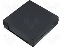 Z26 PS (Kradex) корпус, черный, 60x220x220мм, комплект