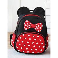 Рюкзак Minnie Mouse Черно-красный