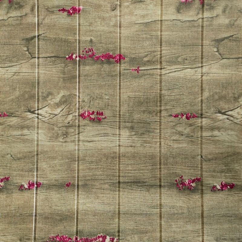 Декоративная 3D панель стеновая самоклеющаяся под ЦВЕТУЩЕЕ ДЕРЕВО 700х700х5мм