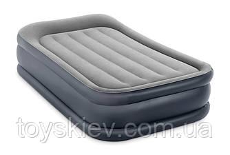 Ліжко велюр 64132 (3шт) з вбудованим насосом (220-240В) в кор. 99*191*42см