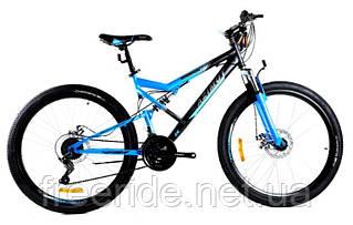 Подростковый двухподвесный велосипед Azimut Scorpion 24 G-FR/D (17)