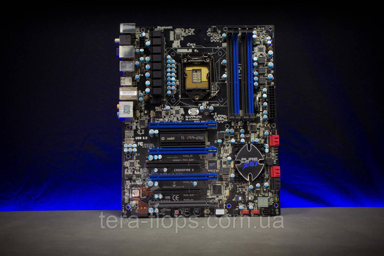 Комплект i5 2500K + P67 (LGA 1155) / Intel 1155 / Gamer Ultimate / для разгона