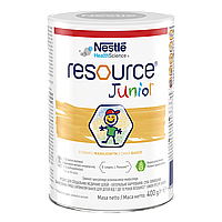 Nestle RESOURCE Junior (Ресурс юниор) с 1 до 10 рокiв , 400 г.