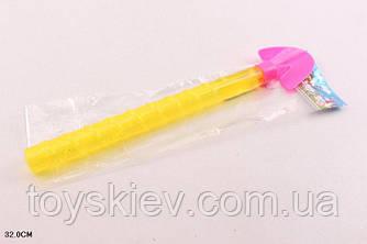 Мильні бульбашки 2053-22 (240шт|2)-меч,в пакеті 32см