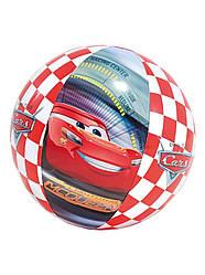 М'яч надувн. 58053 (36шт) вініл, (3+років) (61см), в кор.