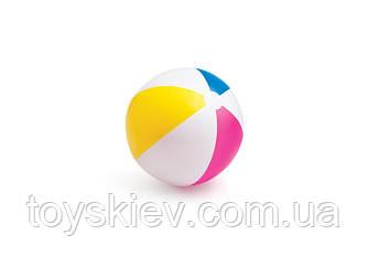 М'яч надувн. 59030 (36шт) 4-х кольор. (3+ років) 61 см