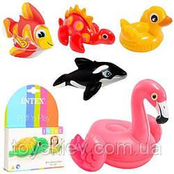 """Надувн. іграшка 58590 (36шт) """"Весело купатися"""" (2+років) в кор. 15*20 см"""