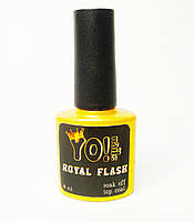 Yo!Nails Top Coat Royal Flash, 8мл