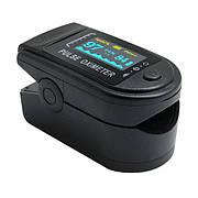 Пульсоксиметр LK-88 Цветной OLED дисплей - Чёрный