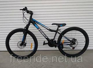 Гірський Велосипед Azimut Forest 26 D (13) чорно-синій