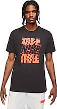 Футболка мужская Nike Nsw Tee DB6475-010 Черный