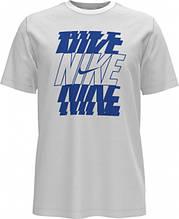 Футболка мужская Nike Nsw Tee DB6475-100 Белый