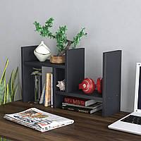 Надставка для столу Loft Design NS-2 Чорний графіт