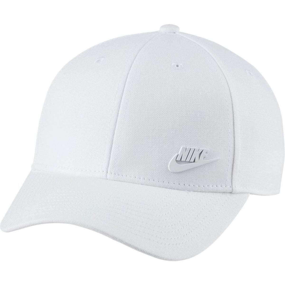 Кепка Nike Sportswear Legacy 91 Metal Futura Cap DC3988-100 Білий
