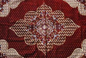 Покрывало ковровое (дивандек) Восточный 160х240 (с центром), фото 2