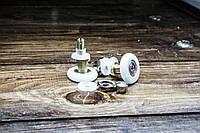 Ролики душевых кабин и гидра боксов  ( В-06 С ) Оптом. от 10 шт. 20 мм