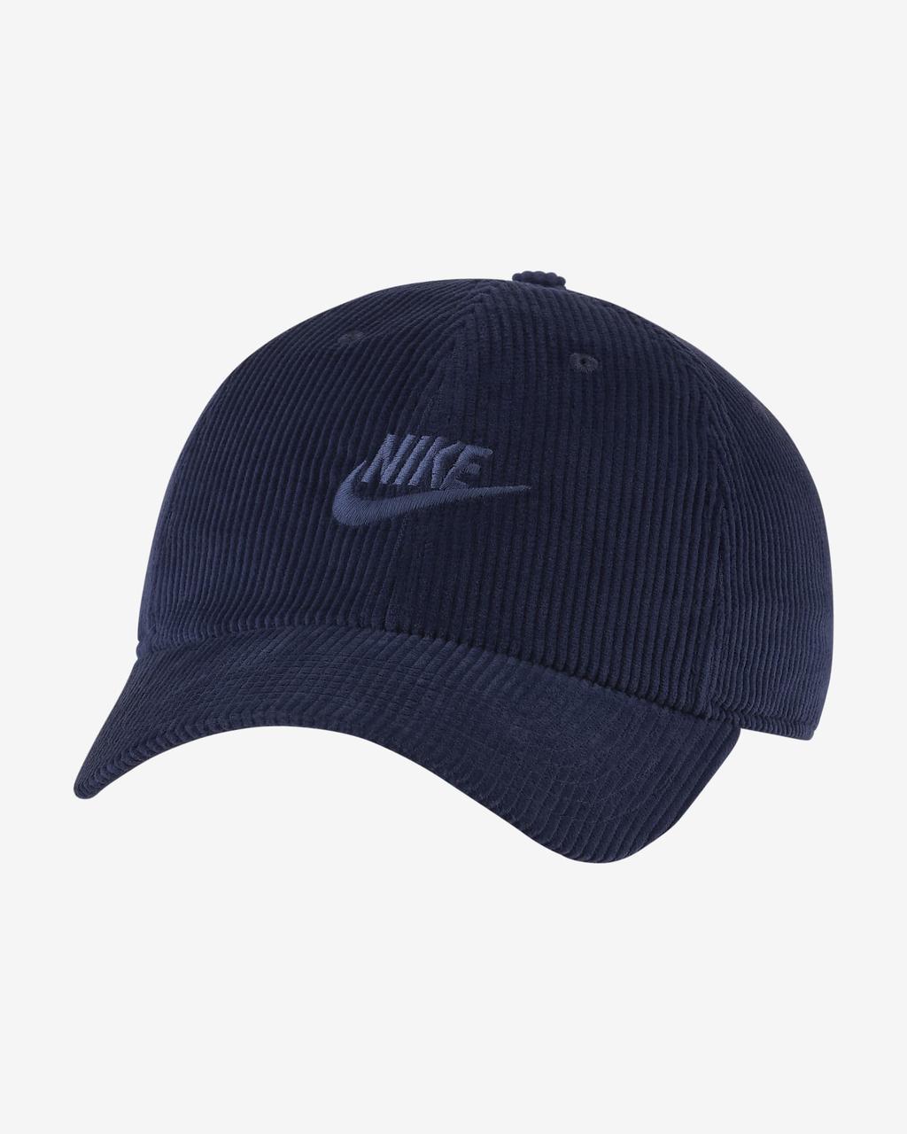 Кепка Nike Sportswear Heritage 86 DC4015-410 Темно-синий