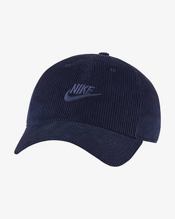 Кепка Nike Sportswear Heritage 86 DC4015-410 Темно-синий, фото 2