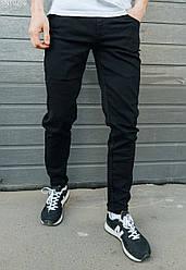Джинсы мужские Staff loo black2 slim чёрный SNT0280