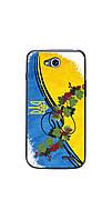 Чехол для LG L70/L65 D285 Dual/ D320/ D325 (Украинская символика)