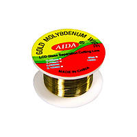 Проволока (струна) AIDA 0,08 мм/100 м для разделения комплектов дисплей+тачскрин