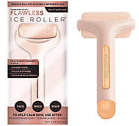 Ролик-валик массажер для лица ICE ROLLER | Массажный роллер для лица