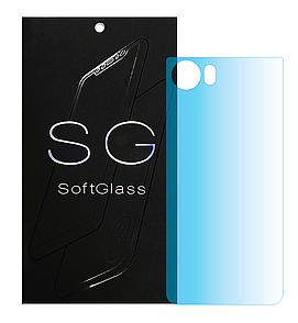 Полиуретановая пленка Blackberry Keyone SoftGlass Задняя